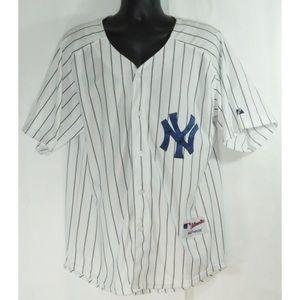 New York Yankees Derek Jeter Jersey XXL